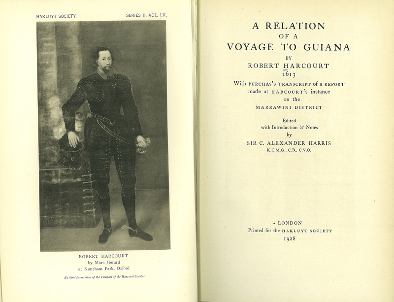 A Relation of a Voyage to Guiana