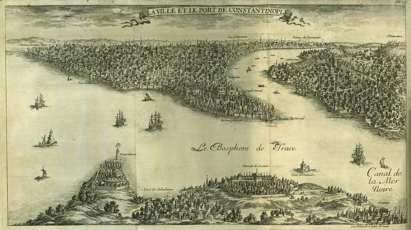 Relation Nouvelle d'un Voyage de Constantinople