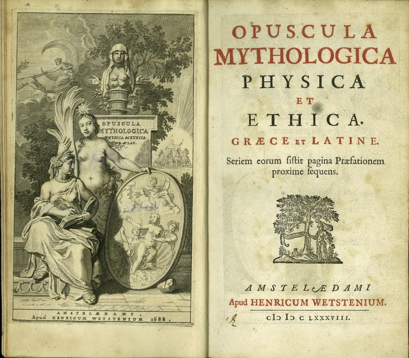 Opuscula Mythologica Physica et Ethica
