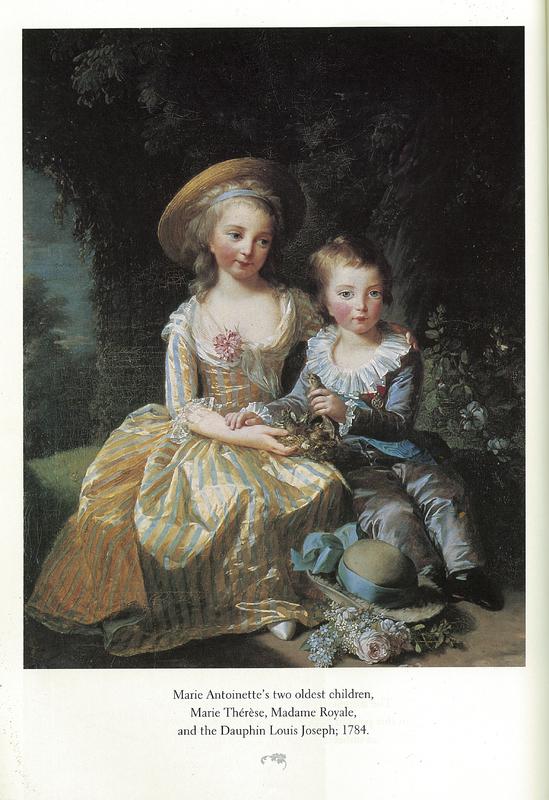 Marie Antoinette. The Journey
