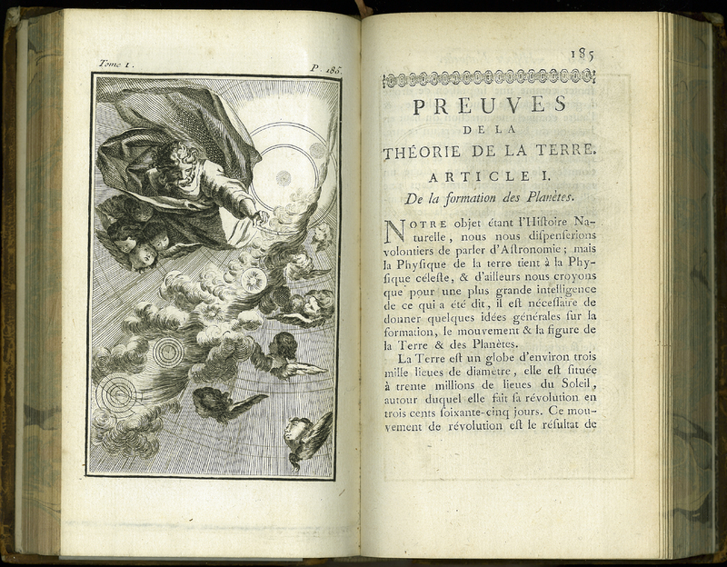 Histoire Naturelle. Vol. I