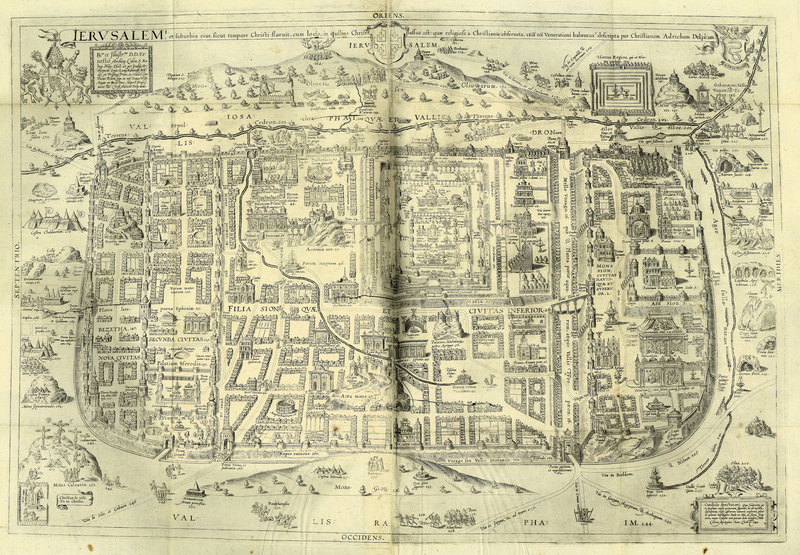 Theatrum Terrae Sanctae et Biblicarvm Historiarvm