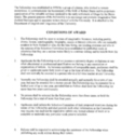 The Robert Burns Fellowship 2018 Conditions of Award