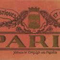 Paris: Vues Artistiques et Panoramiques