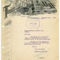 Thompson & Hills Limited letterhead