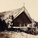 Wharepuni, Native House, Ohinemutu, Rotorua.