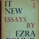Make It New: Essays by Ezra Pound
