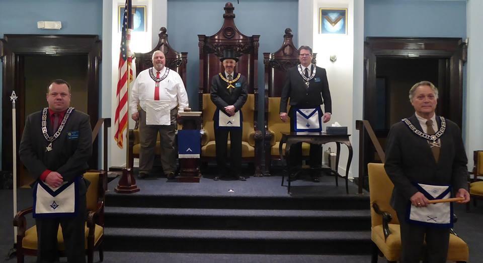 Doric Lodge #342 F  & A M