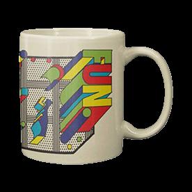 Wacky Coffee Mug