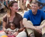 Bill & Melinda Gates: Why we give our money away