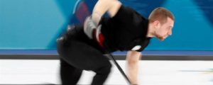 Shockwave in Olympic curling after Russian suspected of doping