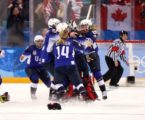 Team USA womens hockey beats Canada to bring home Olympic gold for 1st time since 1998