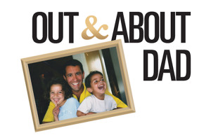EXCERPT: Out and About Dad: My Journey as a Father with all its Twists, Turns, and a Few Twirls
