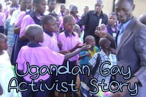 Ugandan Gay Activist Story