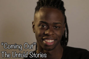 """Coming Out"" The Untold Stories"