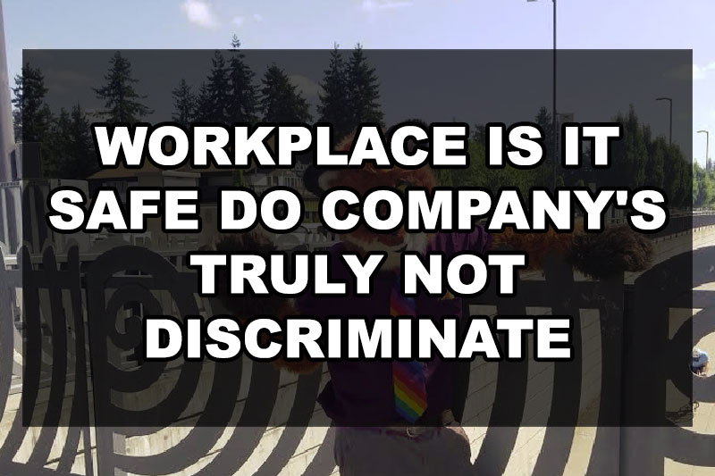 workplace-is-safe-do-not-compare-discriminate