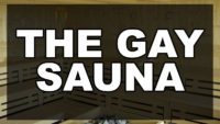 The Gay Sauna