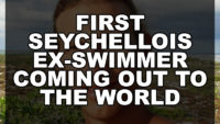 First Seychellois ex-swimmer coming out to the World