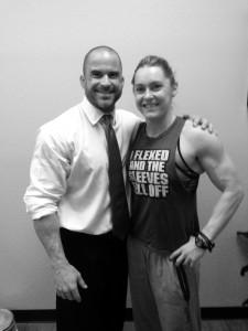 Dr. TJ and Samantha Briggs
