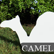 Camel Nativity Figure