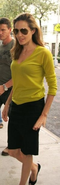 fc629698586 outfit post  citron green sweater