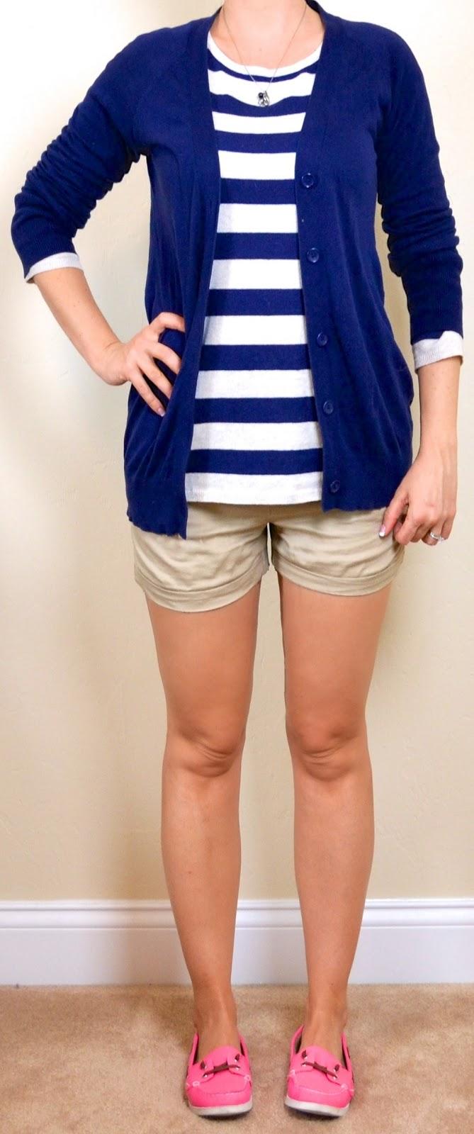 outfit post  striped sweater 31b061b4b