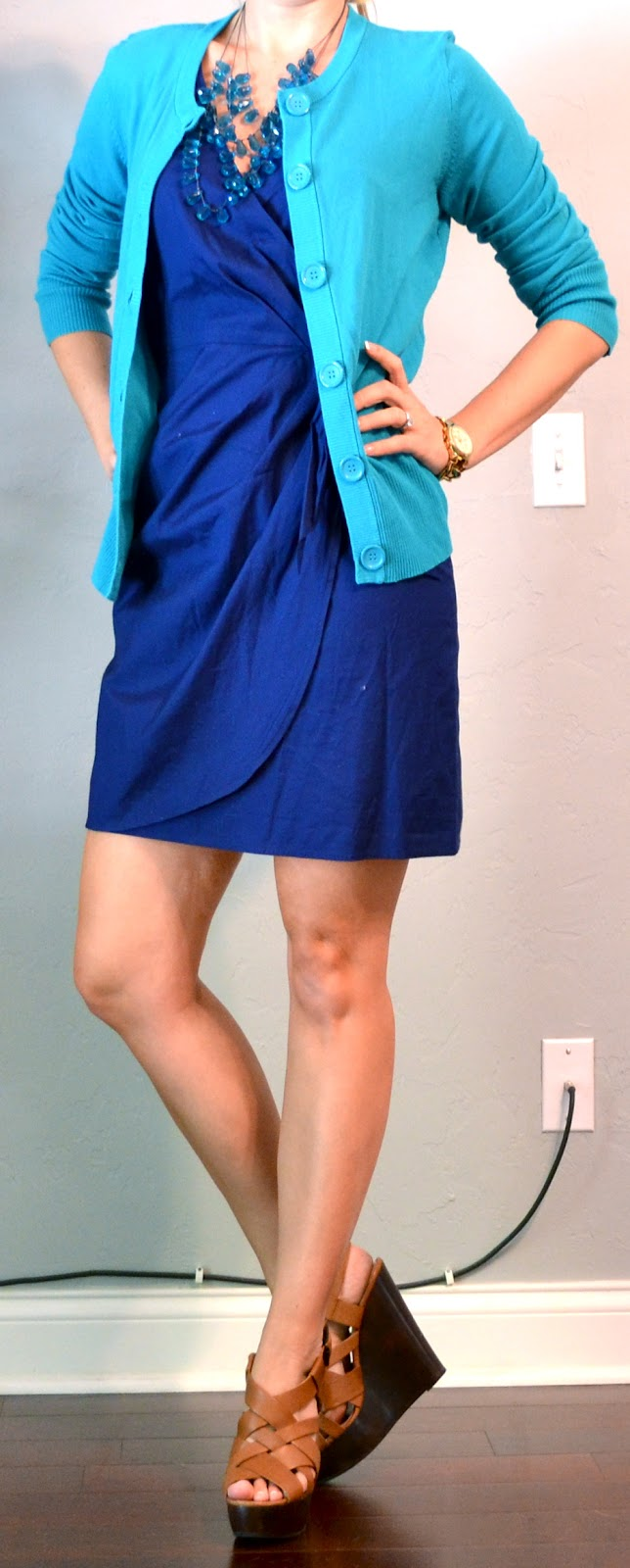 421c5cb09f outfit post  blue dress