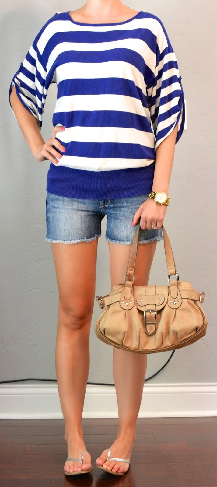 480aada3c669 outfit post  purple   white striped top