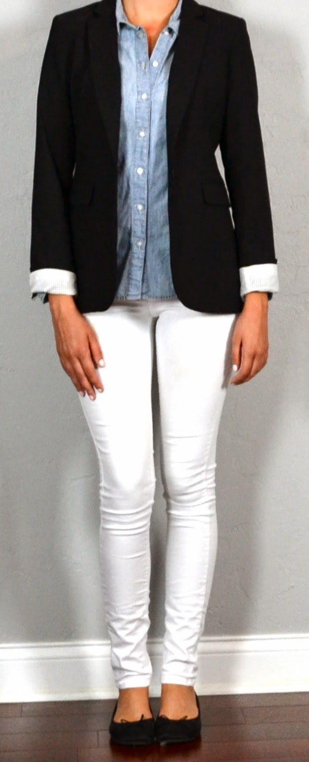 Guest Outfit Post Sister Week Black Suit Jacket