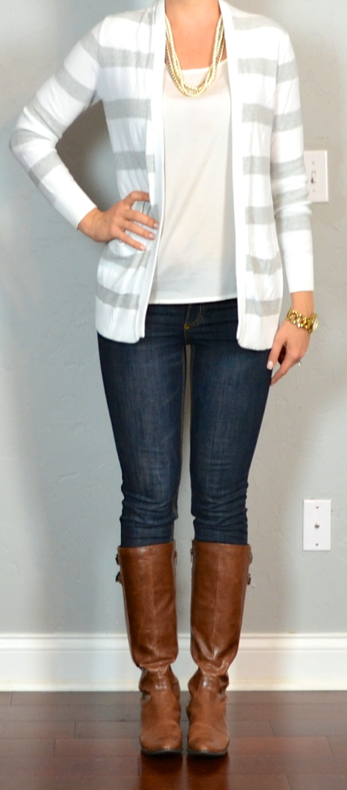 Cute, Comfy & Casual Fall Outfit for Everyday Style  Pinterest Skinny Jeans Outfit