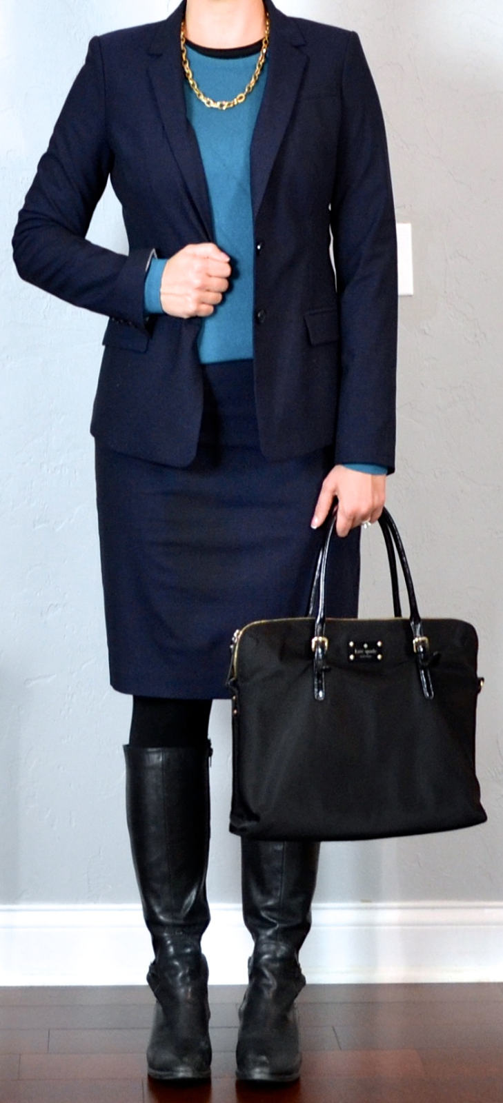 outfit post  navy suit jacket c39b07f84