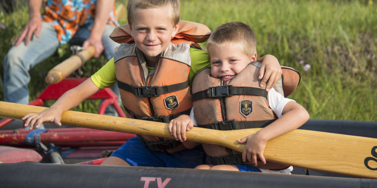 Scenic Float In Grand Teton Np Staff Picks