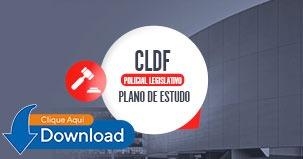 CLDF - POLICIAL LEGISLATIVO