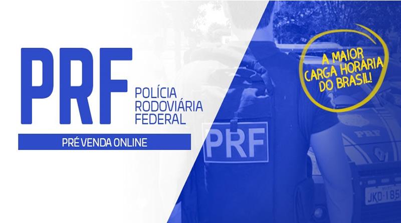 Concurso PRF Blog