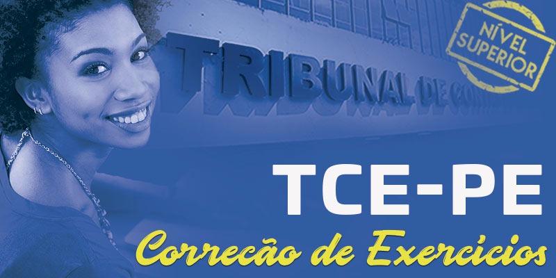 Concurso TCE PE