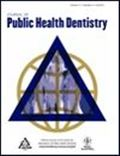 image of Journal of Public Health Dentistry