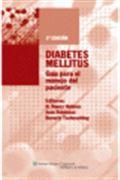 image of Diabetes Mellitus, guia para el manejo del paciente