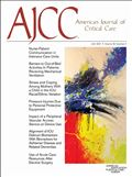 image of American Journal of Critical Care