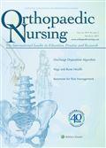 image of Orthopaedic Nursing