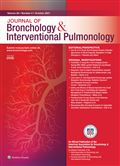 image of Journal of Bronchology & Interventional Pulmonology