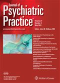 image of Journal of Psychiatric Practice