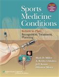 image of Sports Medicine Conditions: Return To Play: Recognition, Treatment, Planning