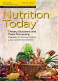 image of Nutrition Today