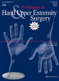 image of Techniques in Hand & Upper Extremity Surgery