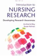 image of Introduction To Nursing Research