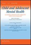 image of Child & Adolescent Mental Health
