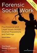 image of Forensic Social Work: Psychosocial and Legal Issues in Diverse Practice Settings