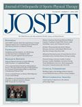 image of Journal of Orthopaedic & Sports Physical Therapy