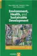 image of Environment, Health, and Sustainable Development