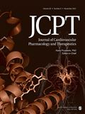 image of Journal of Cardiovascular Pharmacology and Therapeutics